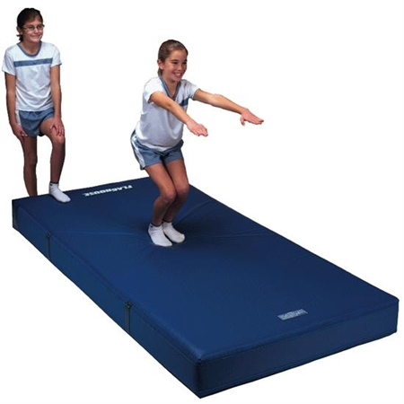 FLAGHOUSE Safety Mats - 4' Thick - 5' x 10'