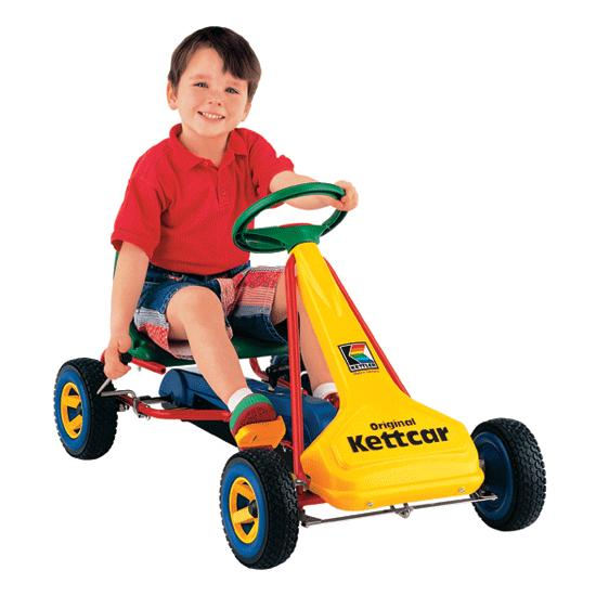Motorized Toys For Boys : Kettcar kabrio flaghouse