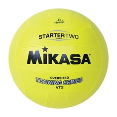 Mikasa® Oversized Lightweight Trainer Starter 2 Volleyball - 32 1/2""
