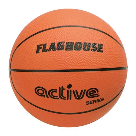 Active Series Rubber Basketball - Size 3