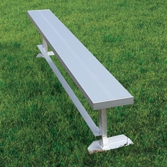Player Benches - Portable with out Back - 21'L